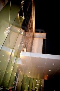 The gorgeous Sofitel hotel